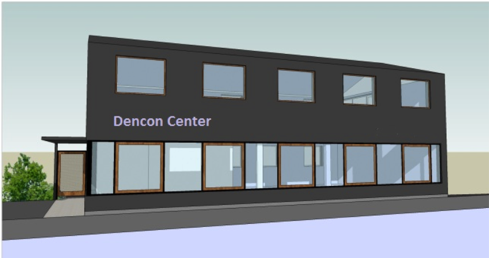 Dencon Center Kontormøbler