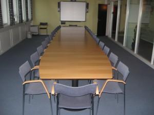 Mødebord i bøg